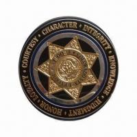 Wholesale Patrol Coin/USA Coin, Made of Brass Material from china suppliers