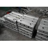Wholesale 2 Tons Mining Industry Metal Casting Process Wedge Bars Hardness HRC35-41 from china suppliers