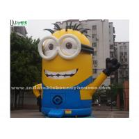Wholesale Pop Minion Inflatable Bounce Houses from china suppliers