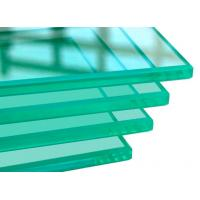China 3mm-19mm Clear/ Tinted Safety Tempered Glass Swimming Pool  with Flat wholesale