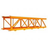 Wholesale Custom Tower Crane Mast , Climbing Tower Crane For Building Hoist from china suppliers
