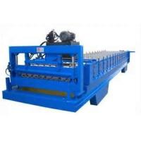 Wholesale High efficiency Color Steel Door rolling Shutter Forming Machine with  low noise from china suppliers