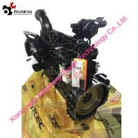 Wholesale Cummins Turbo Diesel Engine 6CTAA8.3-C195 For Industrial Engineering Machinery,Water Pump from china suppliers