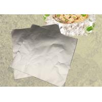 Quality Good Quality Household Aluminum Foil Piece Shape For Food Cooking Aluminum Papel for sale