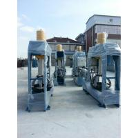 China Forklift solid tyre changer machine, TP80-80TON on sale