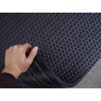 Wholesale Cow Rubber Mat With Black Color from china suppliers