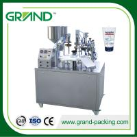 Wholesale Easy Operation Semi Automatic Tube Filling And Sealing Machine NF-30 Smooth Cutting from china suppliers