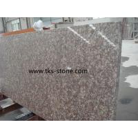 Wholesale G687,Peach red,Blossom red granite Kitchen Countertops,Natural stone countertops from china suppliers