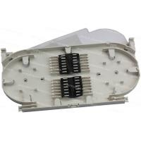 Buy cheap Fiber Optic Splice Tray 24 cores from wholesalers