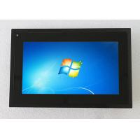 Buy cheap Front Panel IP65 Industrial Touch Screen Monitor 7'' High Brightness With Light Sensor from wholesalers