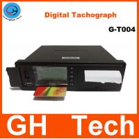 Wholesale Digital russian gps tachograph GH Digital GPS Data Recorder GPS / Glonass Dual Model Tachograph Russian / English Langua from china suppliers