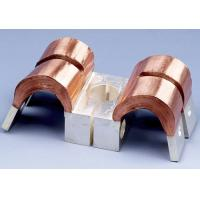 Wholesale Bare Copper Wire 99.99% Flexible Copper Busbar Connection , Laminated Copper Flexible Jumper from china suppliers