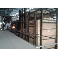 Wholesale Container Glass Heavy Oil ISO45001 Cross Fired Furnace from china suppliers