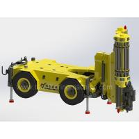 Wholesale 22m - 35m Depth DTH Drilling Equipment , Underground DTH Machine Wide Operating Range from china suppliers