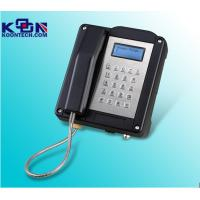 Wholesale Vibration Explosion Proof Telephone Set , Door Entry Phone Vandal Resistant from china suppliers