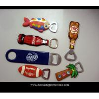 Quality Good Quality Custom Stainless Steel Bar Blade Bottle Opener with Epoxy Coating for sale