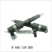 China Remanufactured Diesel Injectors For The Great Wall 2.8 LTC 0 445 110 293 on sale
