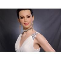 China Customized Silicone Princess Most Realistic Wax Figures of celebrities wholesale