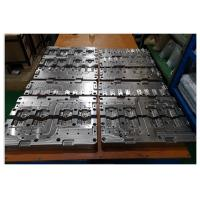 China Cold Runner Industrial Injection Molding PVC Interchangeable Insert Moulding on sale