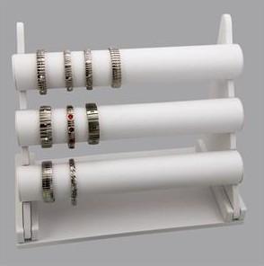 Easy Installable T Bar Bracelet Holder Eye Catching Appearance For Bangles Packaging