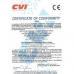 Hangzhou Huahan Forming Machinery Co., Ltd. Certifications
