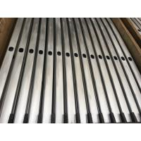 China Anodized after Machining Aluminum Cutting and CNC Drilling Frame on sale