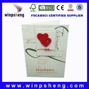Wholesale greeting cardmusichandmadeledcordable jennifer914 buy cheap embossed blank greeting card from wholesalers m4hsunfo