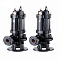Wholesale Centrifugal 3 Phase Submersible Sewage Pump Residential Areas Applied from china suppliers