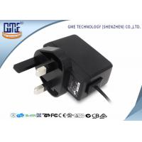 Wholesale 5V 2000mA AC DC Power Adapter 3 UK Prong Plug For Medical Machine from china suppliers