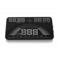 "Audi S7 Obd2 Trip Computer 5.8 "" Speed Meter Display Support 12V OBDII Diesel Vehicles"