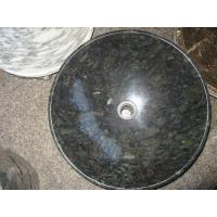 Wholesale butterfly green granite sinks from china suppliers