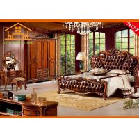 American Furniture Direct Teak Bamboo French Kincaid Antique Log