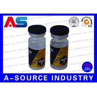 Buy cheap 10ml Vial Steroid Bottle Labels Custom Private Label Design And Printing from wholesalers