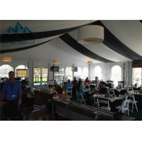 Wholesale Colorful PVC Cover Outdoor Party Tents Selectable Size For Special Festivals from china suppliers