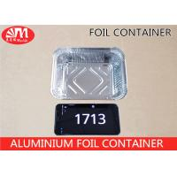 Wholesale 1713 Aluminium Foil Packaging Container 530ml Volume With FDA Certification from china suppliers