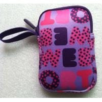 Wholesale Rectangular cube style neoprene camera case line with plush for sony,nikon,canon from china suppliers