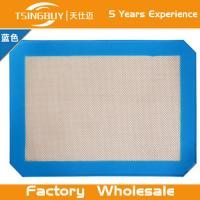 Wholesale Wholesale Non-sticking baking mat-Kneading dough oven for MATS with FDA//LFGB approval from china suppliers