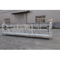 Wholesale Building Construction Suspended Working Platform , Suspended Access Platforms from china suppliers