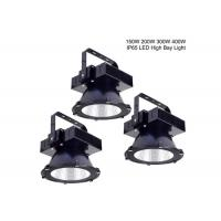 Workshop Round Led High Bay Light Exhibition Hall 85-277V Durable High Efficiency