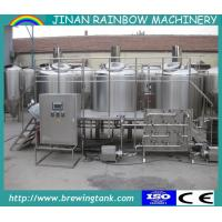 China 1000l electric heating beer brewing equipment,draft beer machine,brewery machine on sale