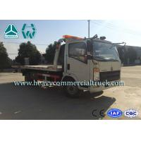 Wholesale 190 HP Light Duty Rollback Wrecker Tow Truck Mechanical Transmission from china suppliers