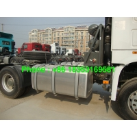 Wholesale Sinotruk Howo 7 4x2 Tractor Truck 6 Tires 336hp Euro 2 LHD from china suppliers