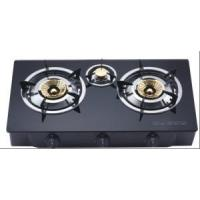 Wholesale Three Burner Gas Stove (WHG-301) from china suppliers