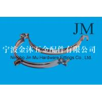 Wholesale Ventilation Pipe Industrial Hose Clamps with Electro galvanized Steel Antirust from china suppliers