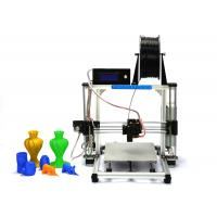 Wholesale High Resolution Mini PLA & ABS Filament DIY 3D Printers Large 3D Printing Machine from china suppliers