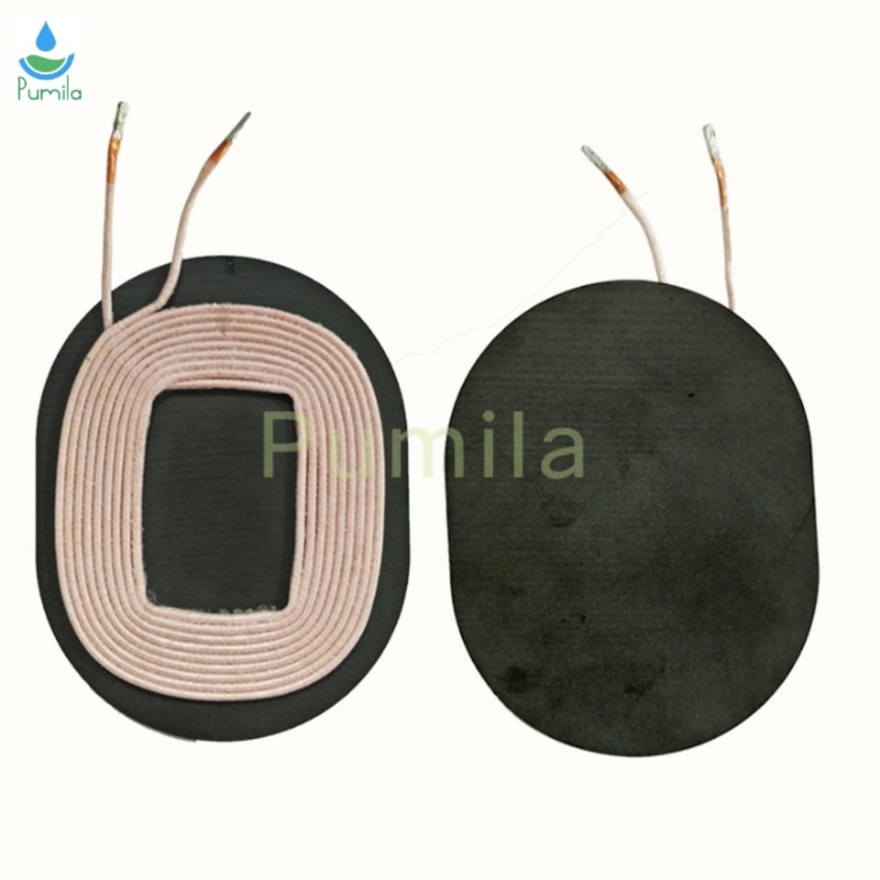 Buy cheap Air copper coil magnetic coil cores Ellipse inductor coil from wholesalers