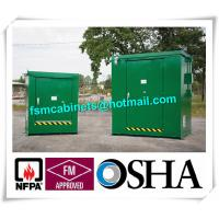 Outdoor Chemical Storage Cabinets Safety Flammable Locker