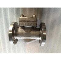 Wholesale Forged Piston Check Valve A182 F51 Body,DN50,RTJ Flanged,API602 Standard,class 1500 from china suppliers