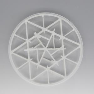 Wholesale Pe Pp Pvdf Plastic Random Tower Packing Snowflake Ring Media from china suppliers