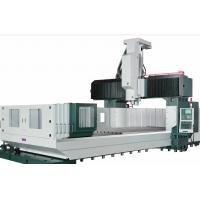 Buy cheap High Power Moving CNC Double Column Machining Center Various Column Distance from wholesalers